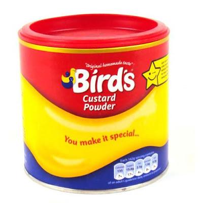 Bird's custard powder