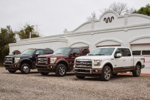 Ford and King Ranch's Celebration of 15 Successful Years