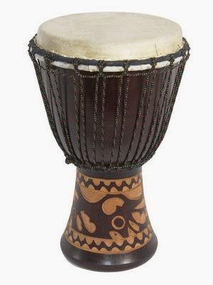 Gambar Alat Musik Tradisional Gendang Jawa Kendhang Ketipung Seni Budaya Indonesia