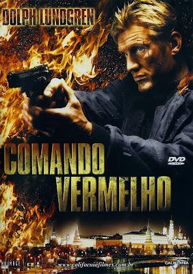 Comando Vermelho - DVDRip Dual Áudio