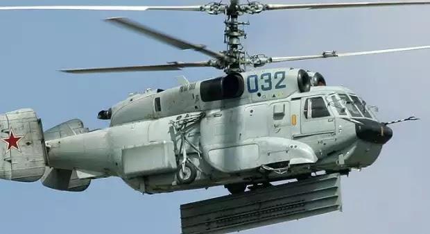 Μεταφέρθηκε «απόρρητο» ελικόπτερο στην Συρία που «σβήνει» τα πάντα στο πέρασμα του, απειλώντας ΝΑΤΟ και τζιχαντιστές
