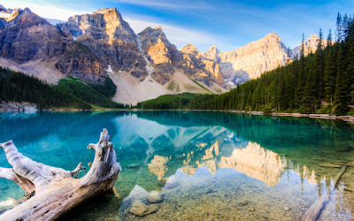 Conoce y disfruta los paisajes de Canad - Amazing landscapes nature corner