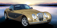 Mitsuoka Roadster (2015) Front Side