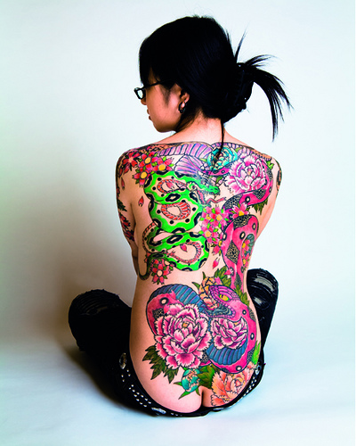 image gallary 7 latest japanese tattoo designs for women