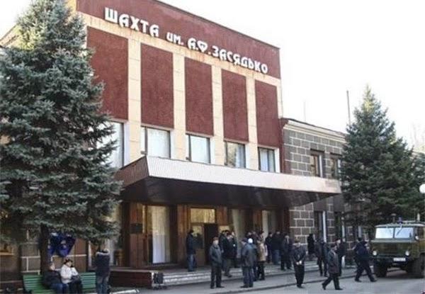 На шахті імені Засядька в Донецьку під час вибуху газу загинуло більше 30 осіб