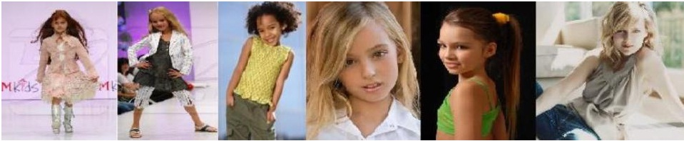Child Fashion Model, Child fashion modeling agency