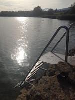 Une porte sue le Lac de Neuchâtel - Port de Concise - Yverdo Région