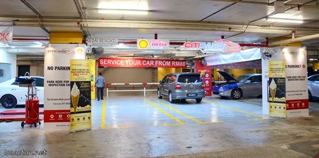 CitiCars Automobile Service Centre @ The Gardens Mall Midvalley