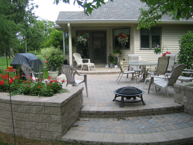 Small Outdoor Kitchen together with Driveway Paving together with Fieldstone Patio Traditional Patio New York besides Baltimore Roof Top Terrace Modern Deck Baltimore together with Small Japanese Garden. on patio stone pavers design ideas