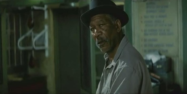 Morgan Freeman won his Oscar from his fourth nomination for portraying Eddie ...