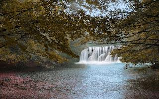 10 imágenes de cascadas para distraer la niña de tus ojos (imagenes facebook )