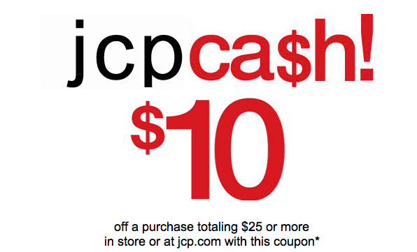 printable coupon  jcpenney