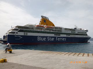 Blue Star ferry