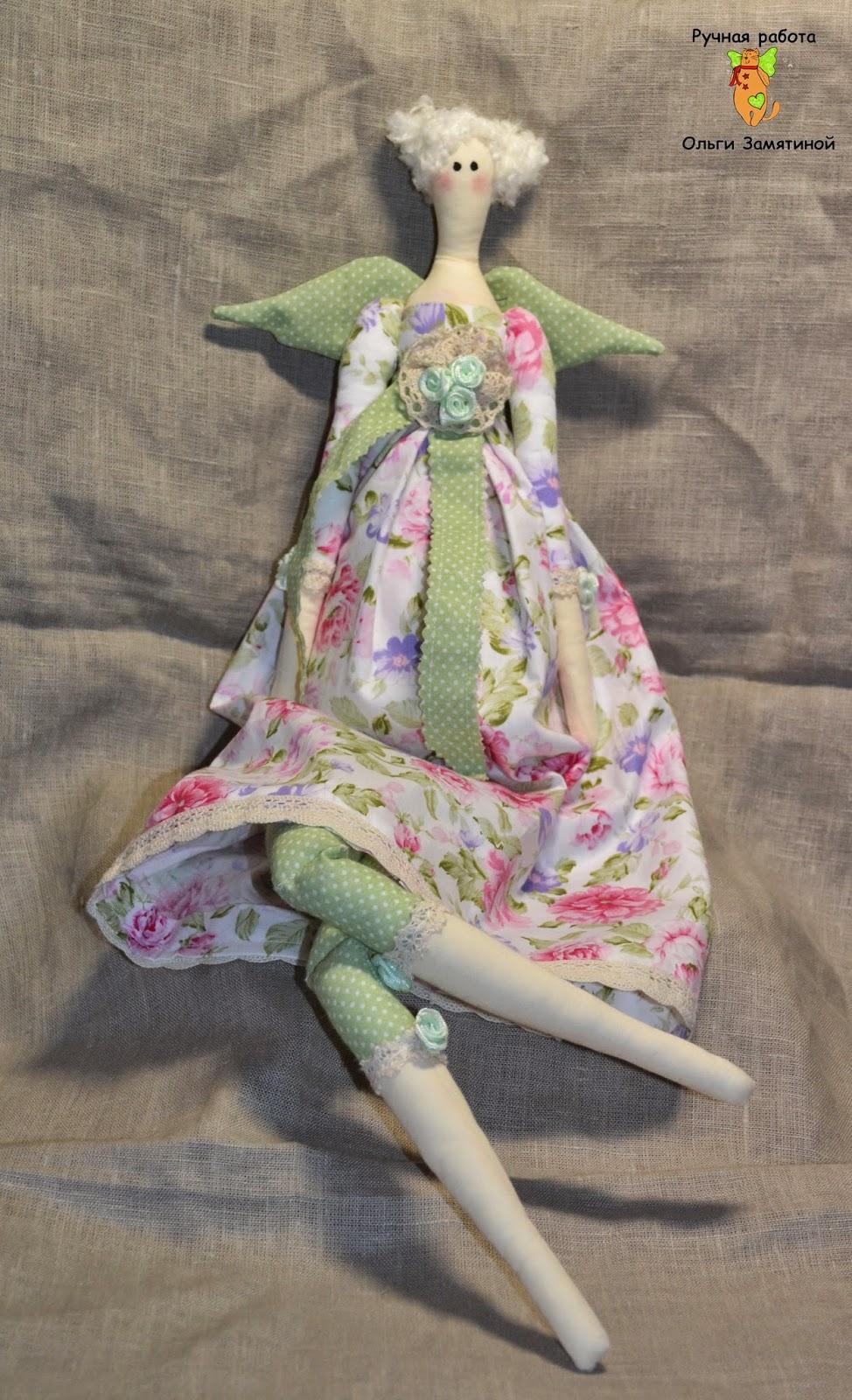 Рукоделие кукла тильда своими руками