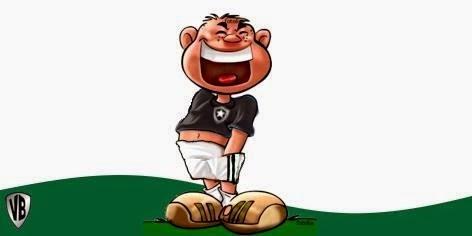 Mas ainda acredito no impossível, no inexorável, no inexplicável....o Botafogo