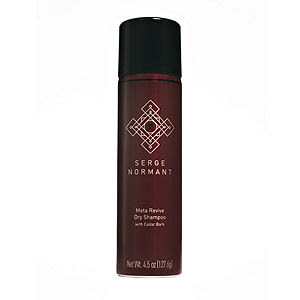 Serge Normant, Serge Normant dry shampoo, Serge Normant Meta Revive Dry Shampoo, hair, dry shampoo, shampoo, hair products