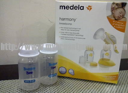 Medela Harmony Manual Breastpump
