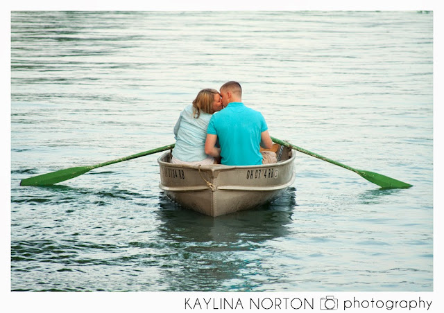 Buckeye Lake Engagement Pictures