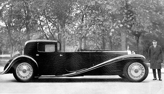 Bugatti Type 41 Royale Coupe