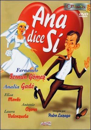 Ana dice sí (1958) DescargaCineClasico.Net