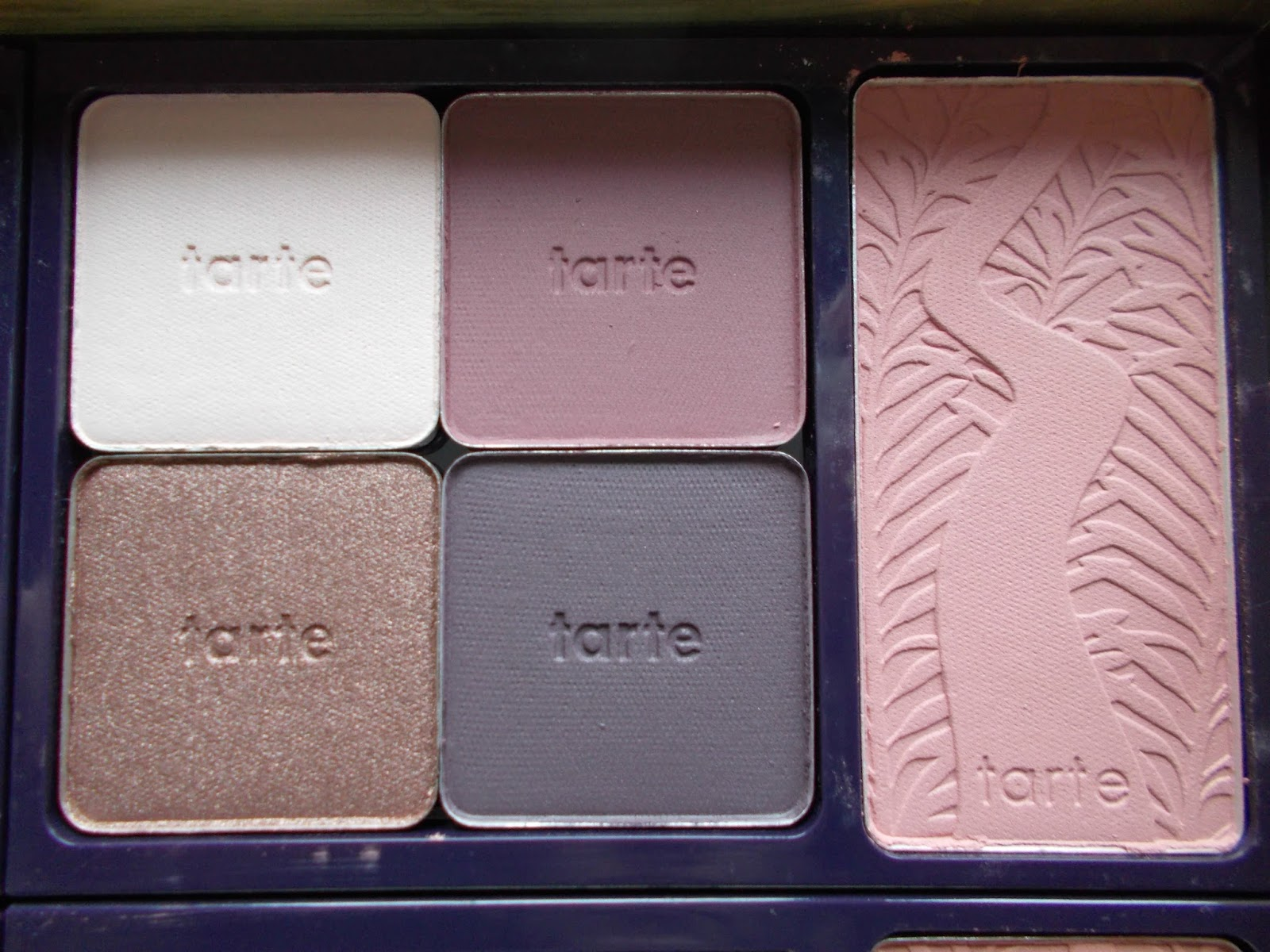 Tarte Holiday Blockbuster Collection jolly blush