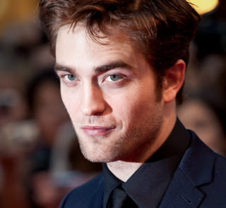 Robert Pattinson  on Celebrities Favorite Books 2011 Robert Pattinson