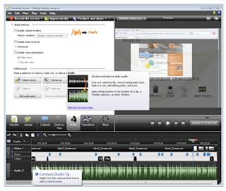 Camtasia Studio v8.0