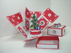 Christmas Tree Magic Box
