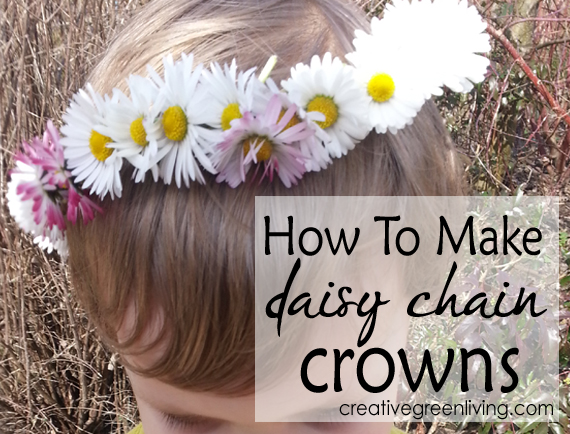 how to make flower crown images