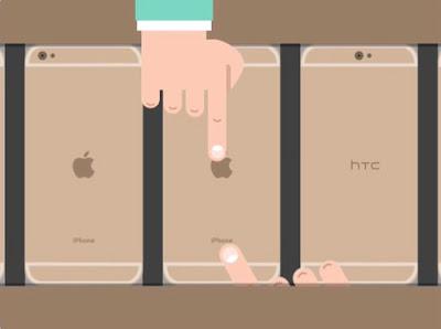 HTC One A9の製造工程
