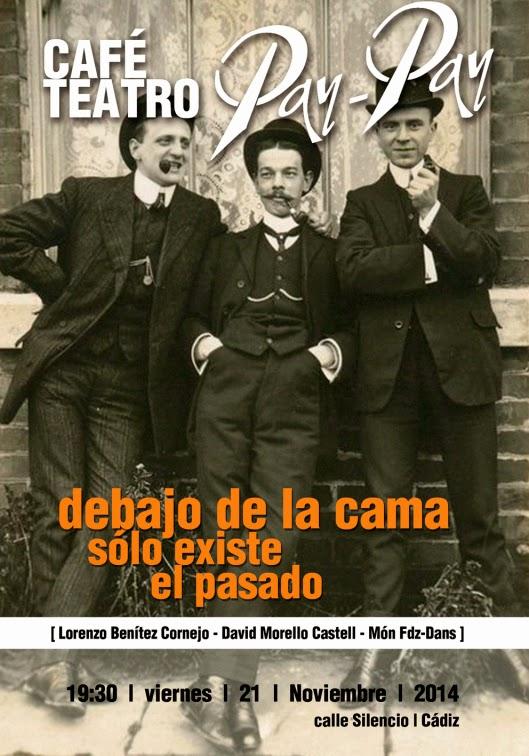 http://lorenzobenitez.com/2014/11/18/debajo-de-la-cama-solo-existe-el-pasado/