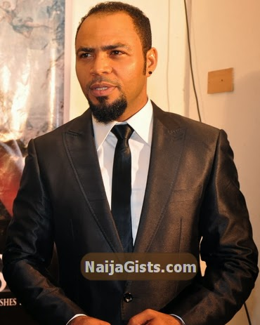 ramsey nouah slept under bridge