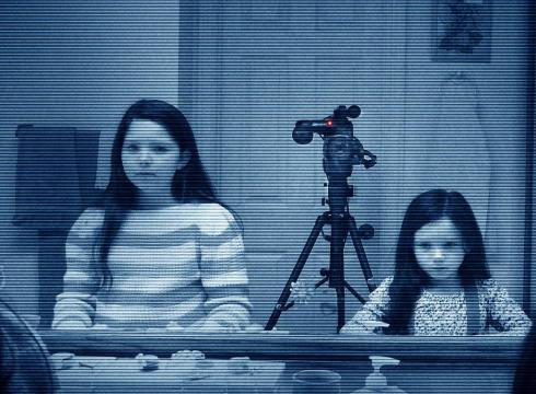 1 paranormal activity 3   54m