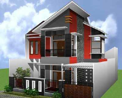 Rumah Minimalis 2 Lantai