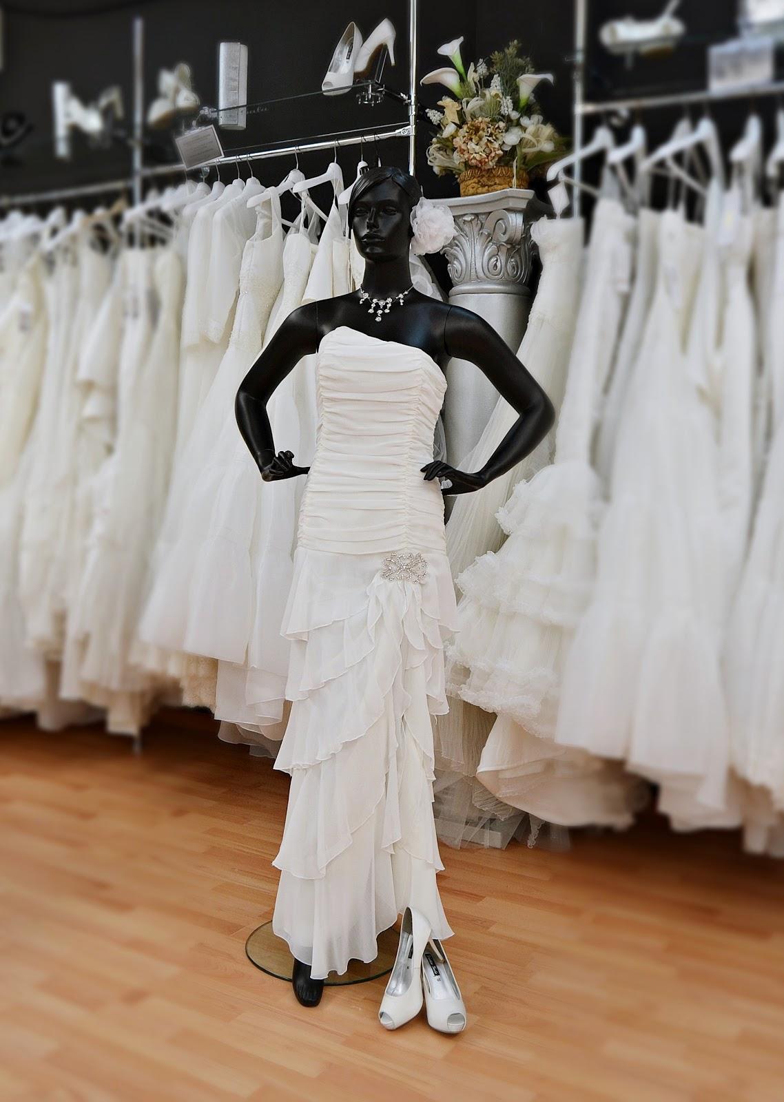 Vestidos novia baratos en barcelona
