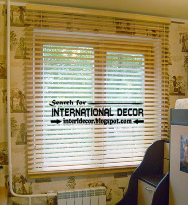 kitchen curtains designs, ideas 2015, roller blinds for kitchen window