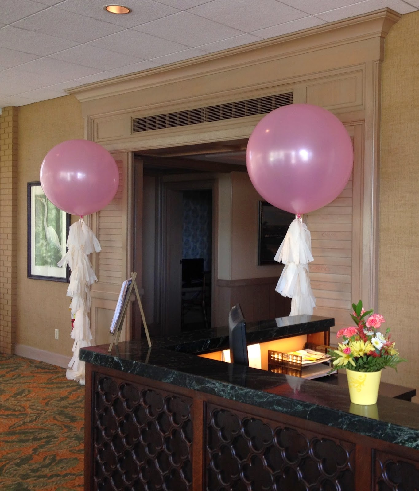 Party people event decorating company geronimo balloons for Balloon decoration companies