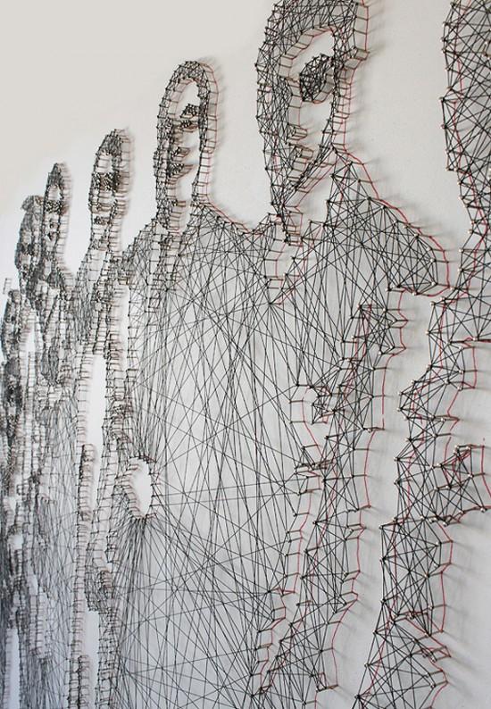 yarn string art - photo #35