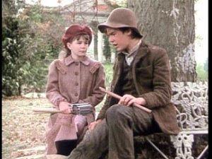 Psychostasy Of The Film The Secret Garden 1987