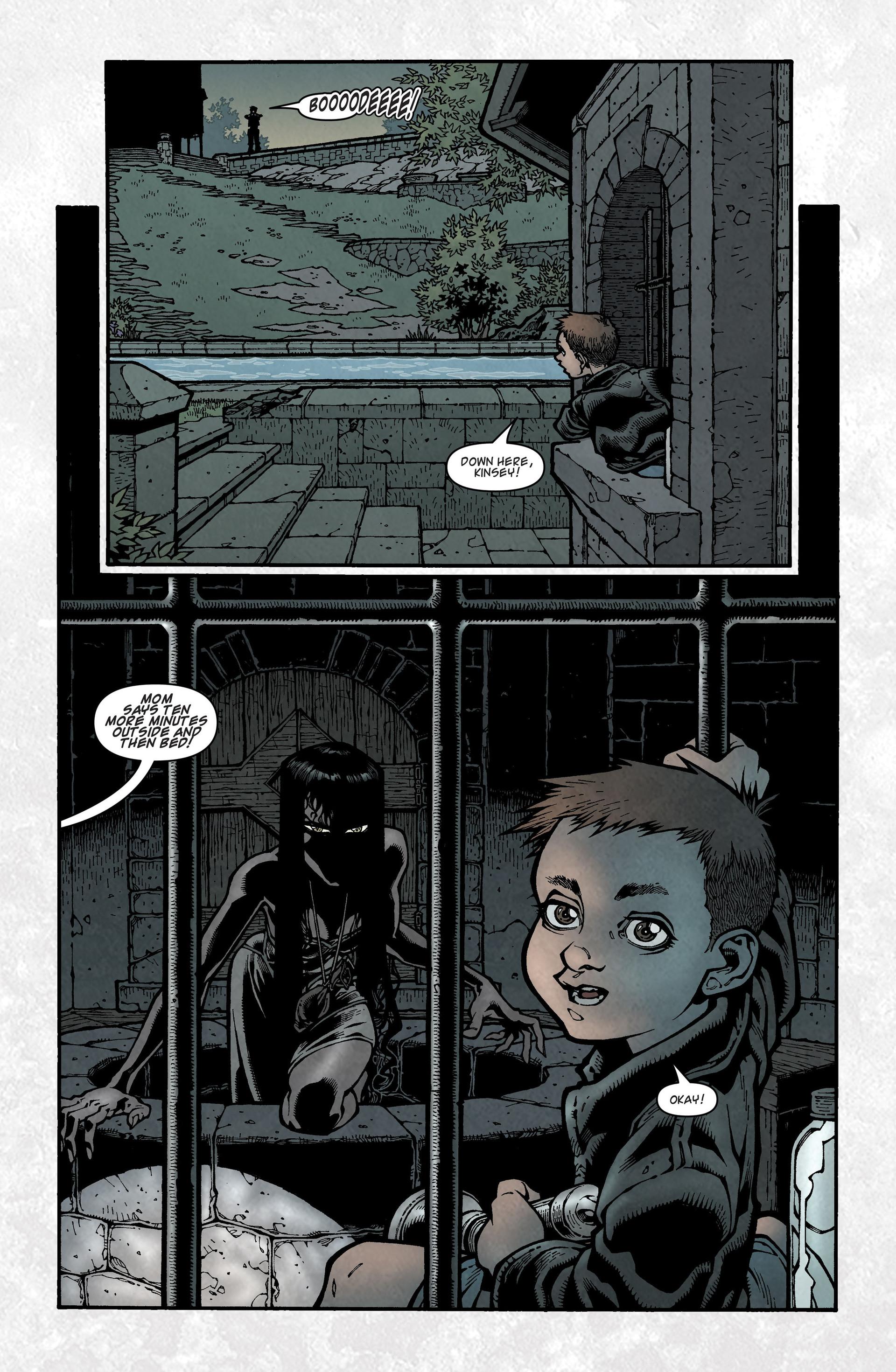 Locke & Key (2008) Issue #5 #5 - English 9