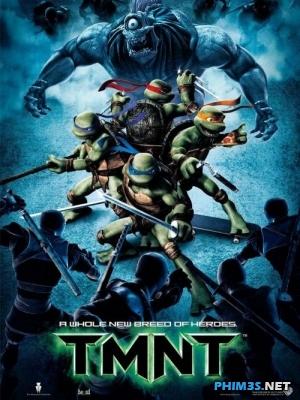 Ninja Rùa 2014||