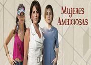 Mujeres ambiciosas novela