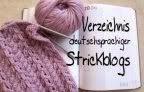 deutschsprachiger Strickblog