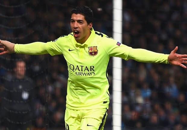 Luis Suarez Buktikan Banderol Mahalnya