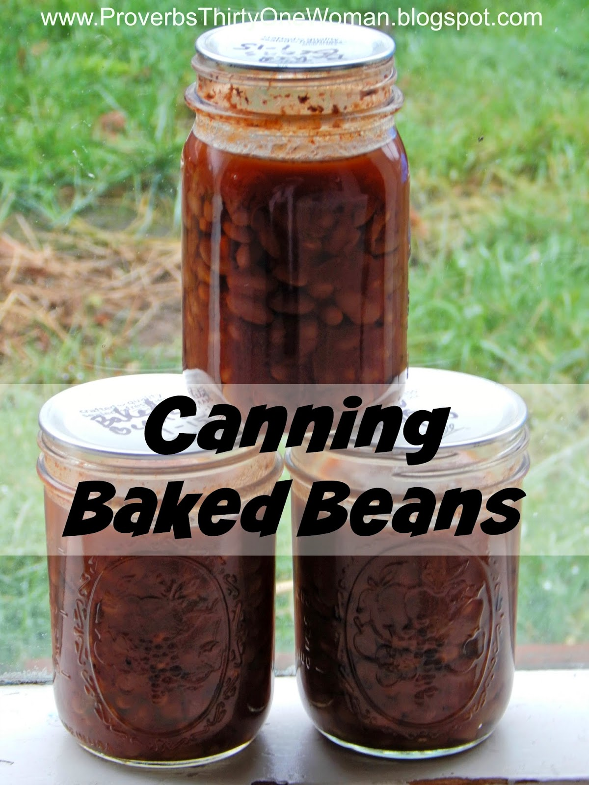 ... food at home. Another is better quality - and this baked beans recipe