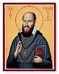 Patron Saint for 2012: Francis de Sales