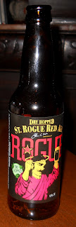 St. Rogue Red Ale beer