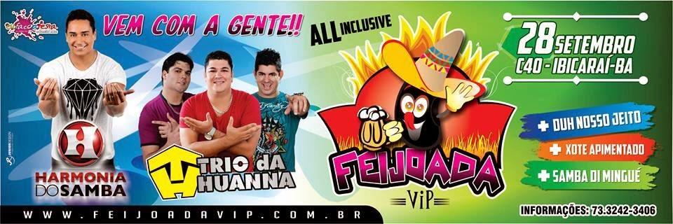 FEIJOADA VIP 2014