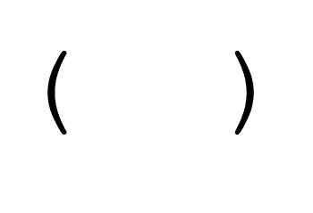 parentheses inside paranthesis Punctuation junction: a series about what happens when punctuation marks collide on their own, periods and parentheses aren't too hard to use: put a period at the end of a sentence put material that's helpful but not crucial to the main text inside parentheses but to use these two punctuation .