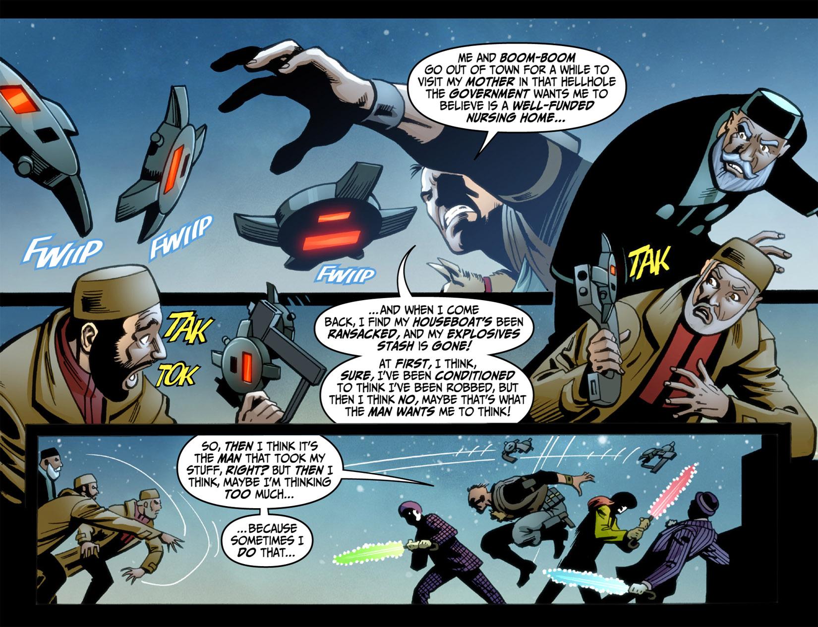 Batman Beyond (2012) Issue #3 #3 - English 6